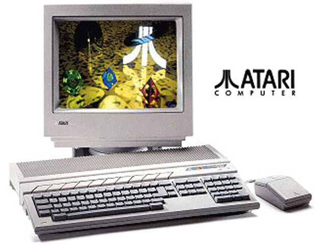 Downloadable Atari St Games